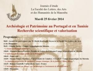 Jornadas de Estudo – Faculdade de Manouba-Tunísia