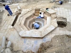 Mértola revela segundo batistério paleocristão