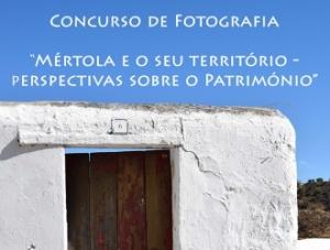 """Concurso de Fotografia """"Mértola e o seu território – perspectivas sobre o patrim"""