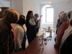 Universidade Sénior de Mértola visita CAM
