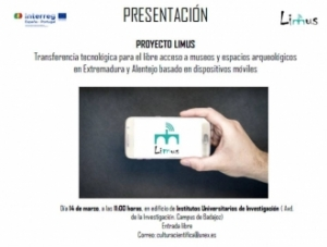 Apresentação Projecto LIMUS