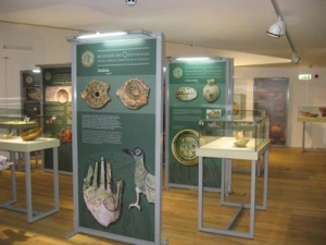 """""""Exhibition: The signs of everyday life"""" at the Islamic Centre of the Tavira Municipal Museum"""