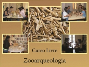 Curso Livre de Zooarqueologia