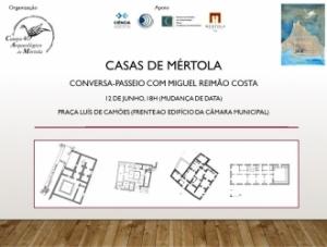Ciclo de Conversas_ Casas de Mértola