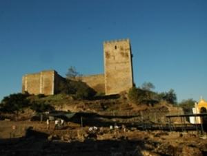 Campanha de escavação na Alcáçova de Mértola - 2014