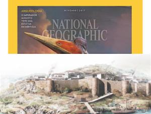 As estátuas romanas de Mértola em destaque na revista National Geographic Portug