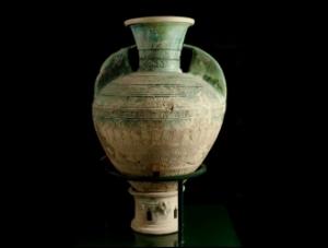 Peças do Museu de Mértola em Exposição no Louvre