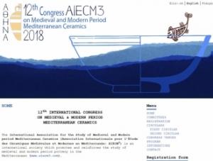 12th International Congress on Medieval & Modern Period Mediterranean Ceramics