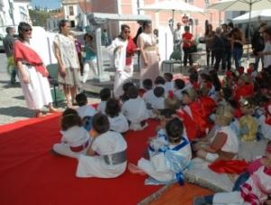 Os Romanos de Myrtilis