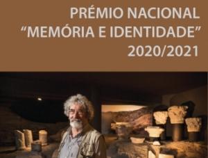 """Prémio Nacional """"Memória e Identidade"""" 2020/2021"""