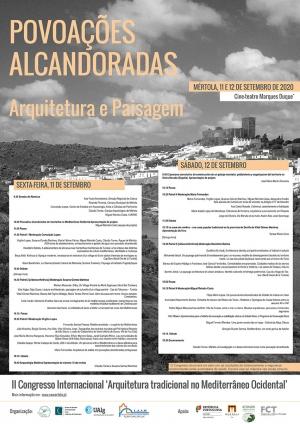 CIATMO 2020: Povoações alcandoradas Arquitetura e paisagem _ Sessões Online