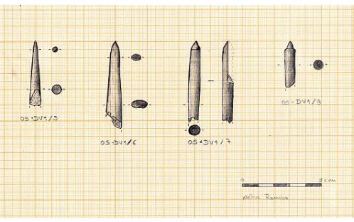 Materiais não cerâmicos - Desenho preliminar