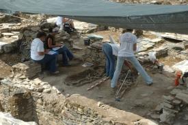 Escavação Alcáçova 2010