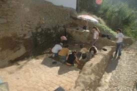 Escavação Cine Teatro