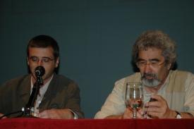 Santiago e Cláudio