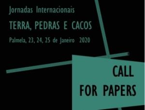 Jornadas Internacionais _ Terra, Pedras e Cacos _Palmela 2020
