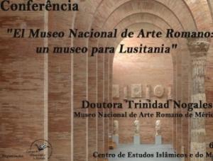 Conferência proferida por Doutora Trinidad Nogales