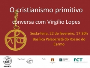Ciclo de Conversas: O cristianismo primitivo