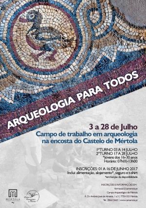 Campanha de Escavações Arqueológicas_2017