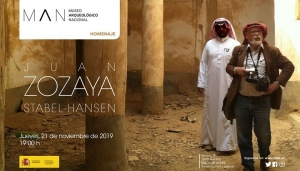 Homenaje a Juan Zozaya Stabel-Hansen (1939-2016)