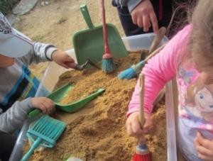 """Actividades de Educação Patrimonial: """"Vamos Escavar"""""""