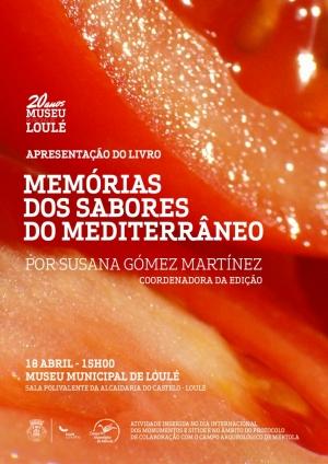 """Apresentação do Livro """"Memória dos Sabores do Mediterrâneo"""""""