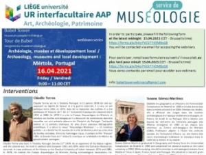Arqueologia, museus e desenvolvimento local