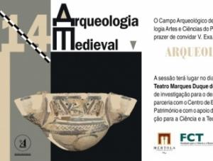 Apresentação do nº14 da Arqueologia Medieval