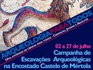 Campanha de Escavações Arqueológicas_2018