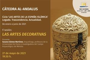 As Artes Decorativas por Susana Gómez, em Sevilha