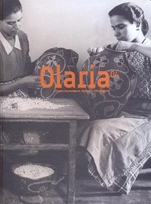 Olaria: estudos arqueológicos, históricos e etnológicos.