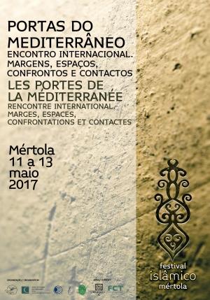 Encontro Internacional Portas do Mediterrâneo. Margens, espaços, confrontos e contactos.
