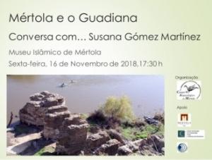 Ciclo de Conversas_ Mértola e o Guadiana