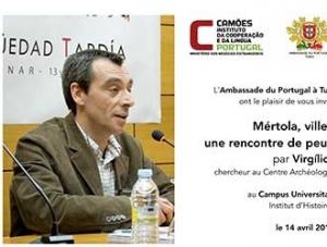 Conferência na Universidade de Manouba_Tunísia