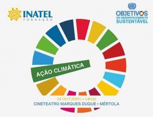 """""""Prémio Inatel Sustentabilidade"""" pela Fundação Inatel atribuído a Cláudio Torres"""