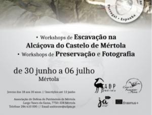 "Intercâmbio de Jovens Portugal - Espanha ""From the Past to the Present"""