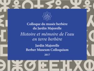 Colloque du Musée Berbère_ Marrakech
