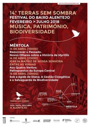 Festival Terras Sem Sombra - 2018