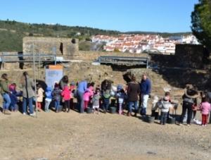 """Educação Patrimonial 2016 - Atividade: """"Vamos Escavar"""""""