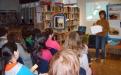 Participação na Semana da Leitura do Agrupamento de Escolas de Mértola - 2013