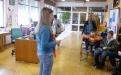 Participação na Semana da Leitura do Agrupamento de Escolas de Mértola - 2015