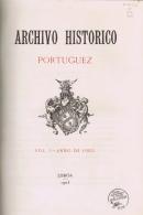 Archivo historico portuguez