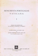 Monumenta Portugaliae Vaticana.