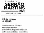 Lembrar Serrão Martins 2021