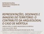 """""""Representações, Desenhos e Imagens do Território""""  Virgílio Lopes e o Campo Arq"""